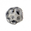SS.925 Bead Ball Dimple 13mm